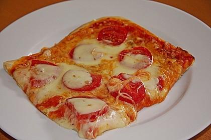 Italienischer Pizzateig 54