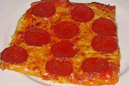 Italienischer Pizzateig 297