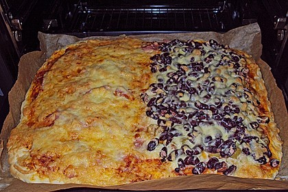 Italienischer Pizzateig 286