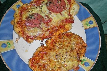 Italienischer Pizzateig 244