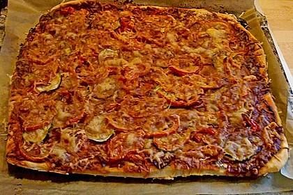 Italienischer Pizzateig 342