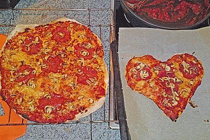 Italienischer Pizzateig 284
