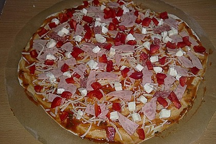 Italienischer Pizzateig 248