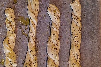 Italienischer Pizzateig 160