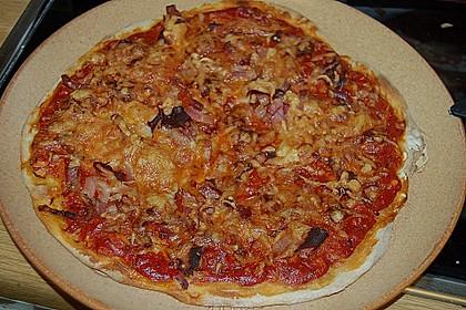Italienischer Pizzateig 261