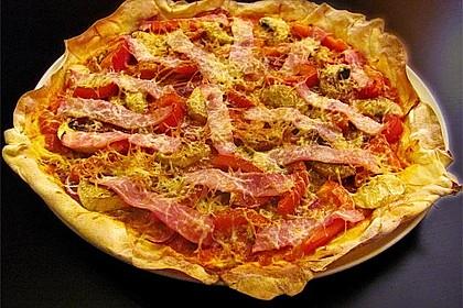 Italienischer Pizzateig 169
