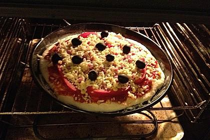 Italienischer Pizzateig 346