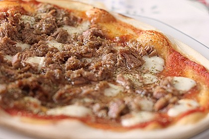 Italienischer Pizzateig 72