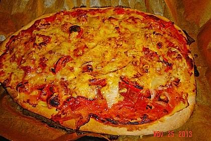 Italienischer Pizzateig 224