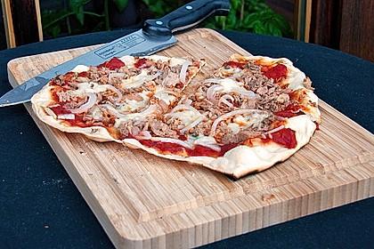 Italienischer Pizzateig 26