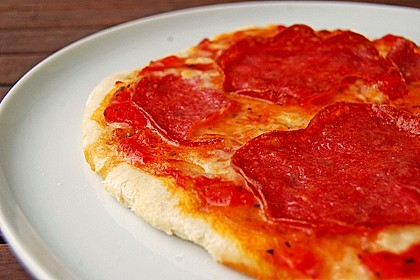 Italienischer Pizzateig 91