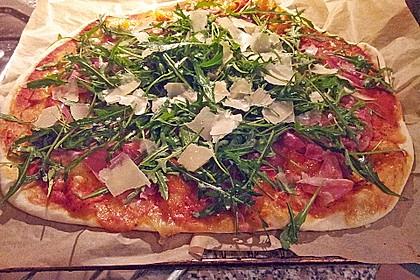 Italienischer Pizzateig 51
