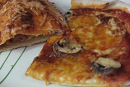 Italienischer Pizzateig 139