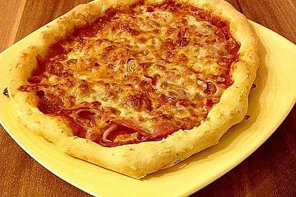 Italienischer Pizzateig 252