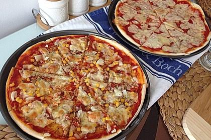 Italienischer Pizzateig 27