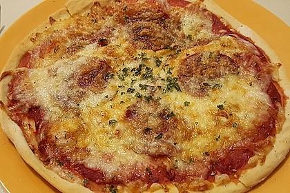 Italienischer Pizzateig 35