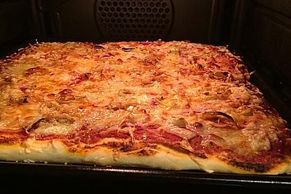 Italienischer Pizzateig 110