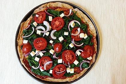 Italienischer Pizzateig 158