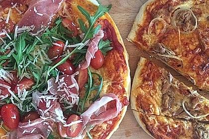 Italienischer Pizzateig 193