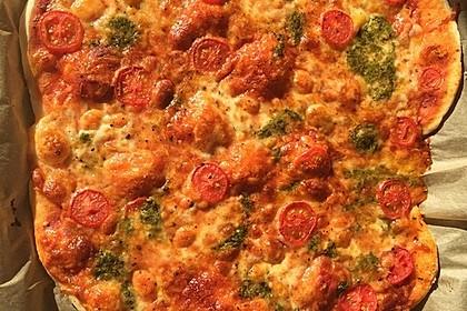 Italienischer Pizzateig 93