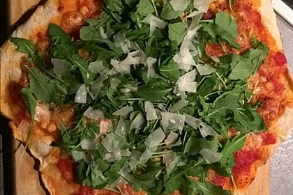Italienischer Pizzateig 83