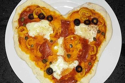 Italienischer Pizzateig 278