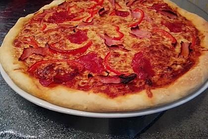 Italienischer Pizzateig 19
