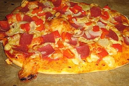 Italienischer Pizzateig 280