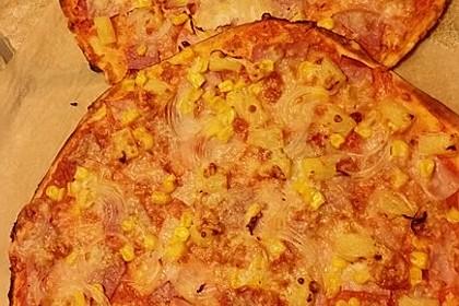 Italienischer Pizzateig 251