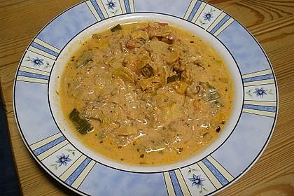 Italienische Suppe