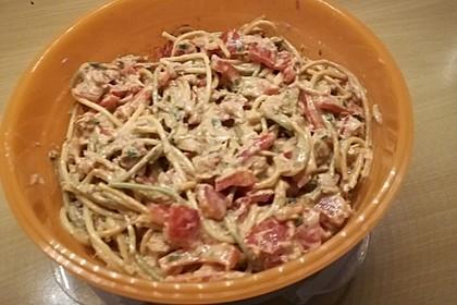 Dieters Nudel - Thunfisch - Salat 10
