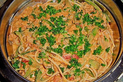 Dieters Nudel - Thunfisch - Salat 4