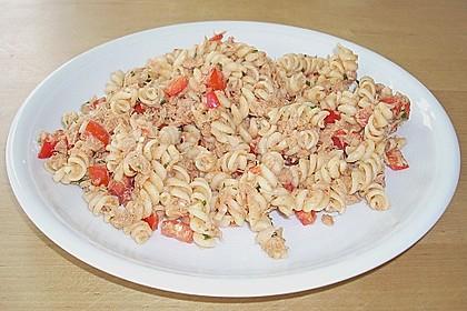 Dieters Nudel - Thunfisch - Salat 2