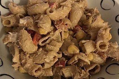 Dieters Nudel - Thunfisch - Salat 7