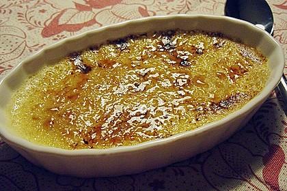 Crème brûlée von der Tonkabohne 2
