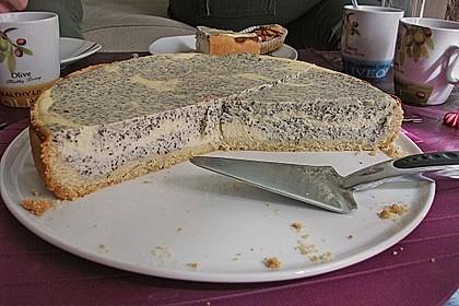 Mohn - Quark - Fleckerl - Kuchen 6