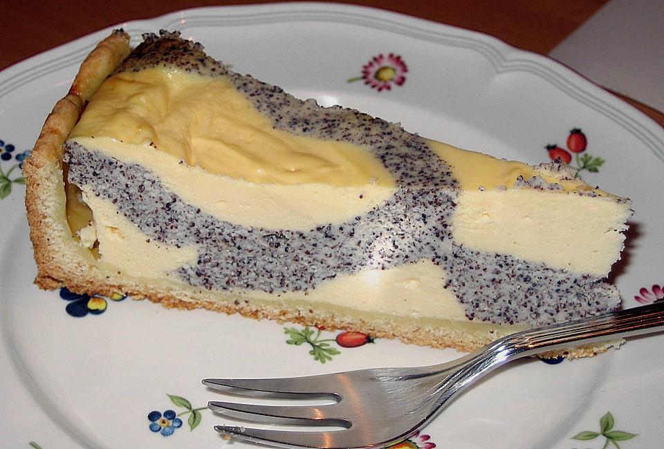 Mohn Quark Fleckerl Kuchen Von Kuchenzwerg Chefkoch De
