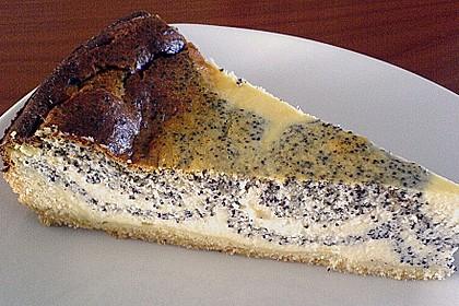 Mohn - Quark - Fleckerl - Kuchen 11
