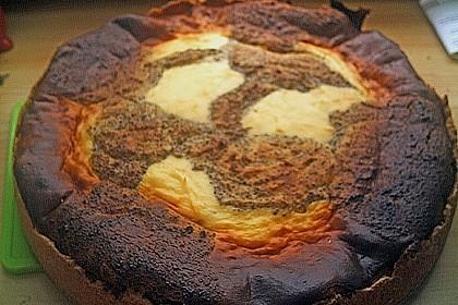 Mohn - Quark - Fleckerl - Kuchen 23