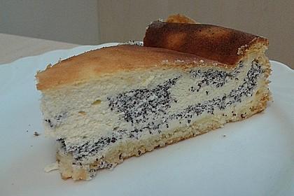 Mohn - Quark - Fleckerl - Kuchen 9