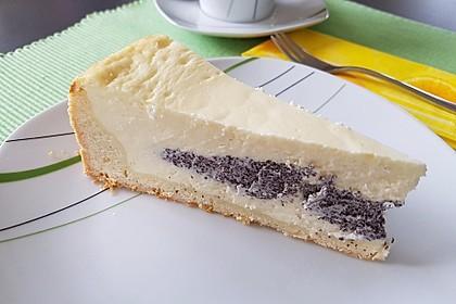 Mohn - Quark - Fleckerl - Kuchen 3