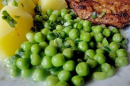 Gemüse mit Soße / Mehlschwitze 1