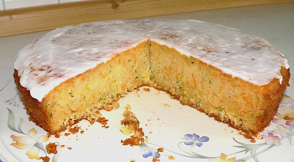 Mohren Zucchini Torte Von Angelika1m Chefkoch De