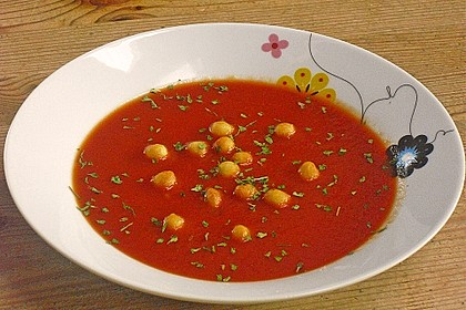 Tomatensuppe 11