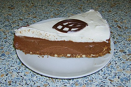 Chocolate Toffee Pie
