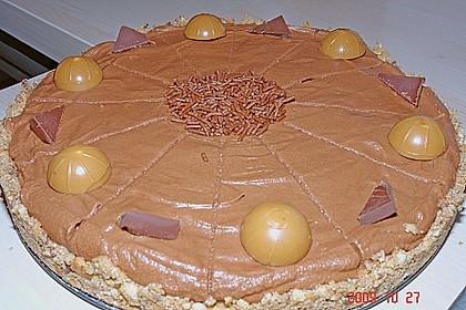 Chocolate Toffee Pie 21