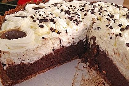 Chocolate Toffee Pie 16