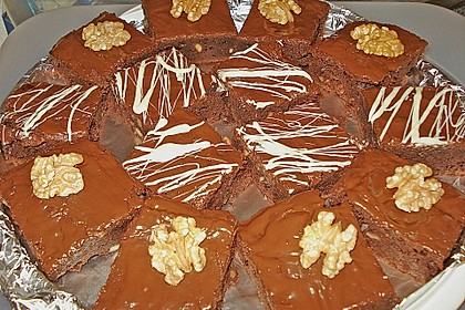 Chewy Brownies 25