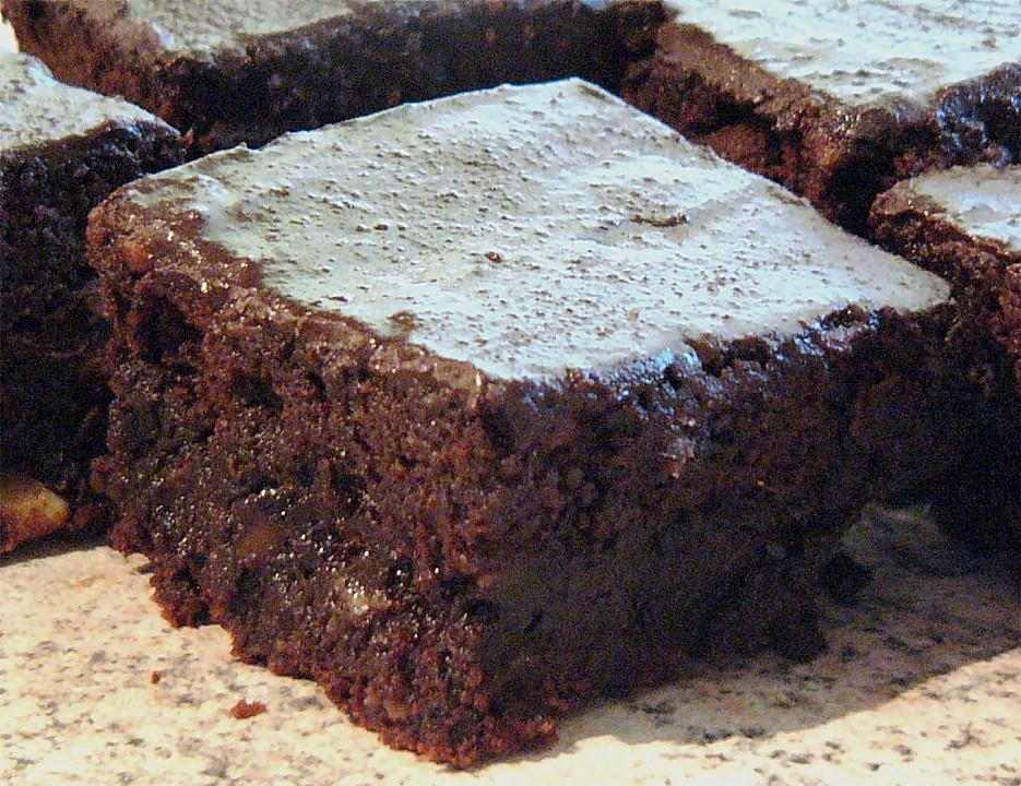 Chewy Brownies Von Alina1st Chefkoch De