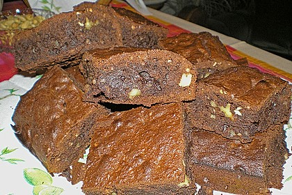 Chewy Brownies 26